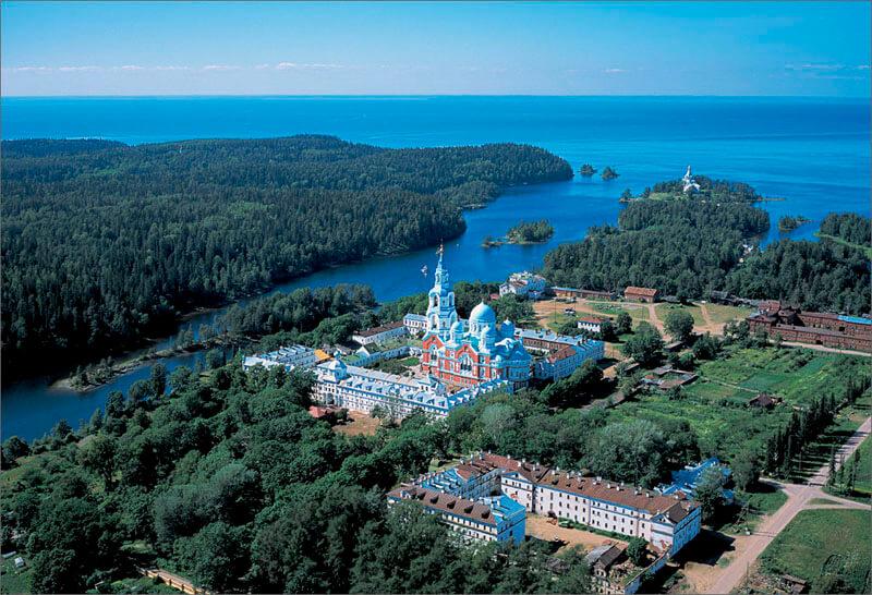 Валаам (3 дня)-Санкт-Петербург-Свирь-Кронштадт-Петергоф