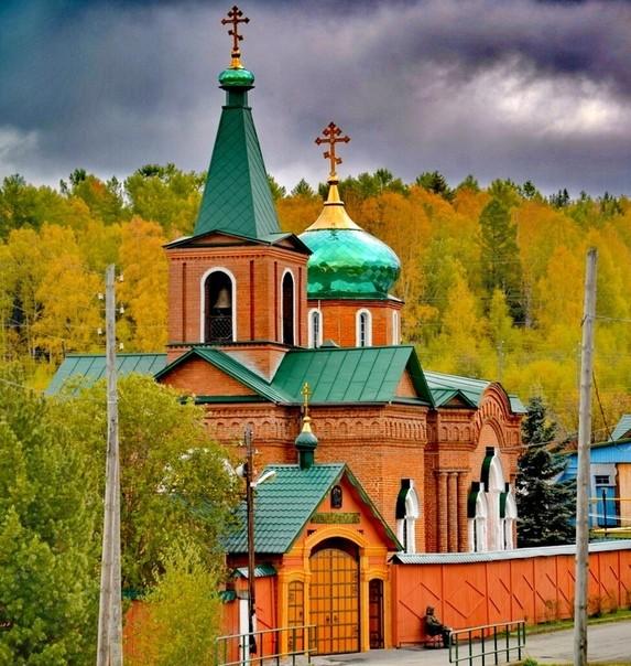 """К чудотворной иконе """"Всецарице"""", к святым источникам с.Тарасково!"""