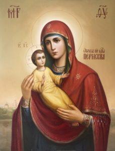 Свято-Богородичный Крестный    ход    в   честь иконы    Божьей   Матери   «Пермская»