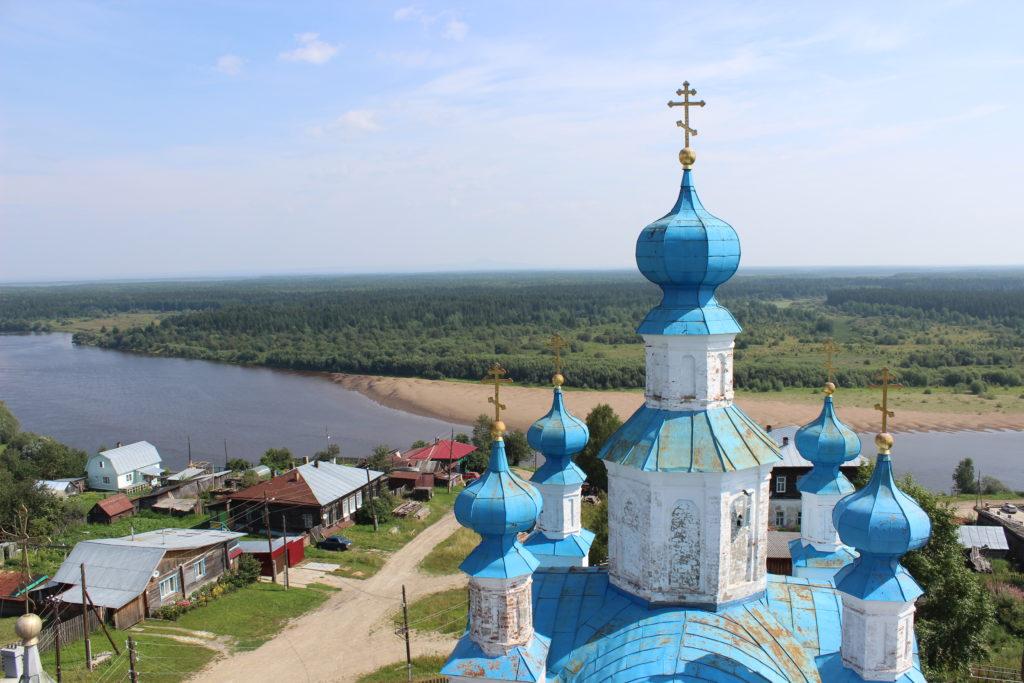 Чердынь Ныроб Соликамск Городище