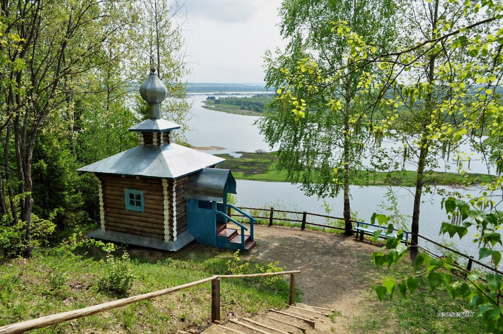 Чусовские городки- г.Чусовой («Парк реки Чусовой») с.Успенка