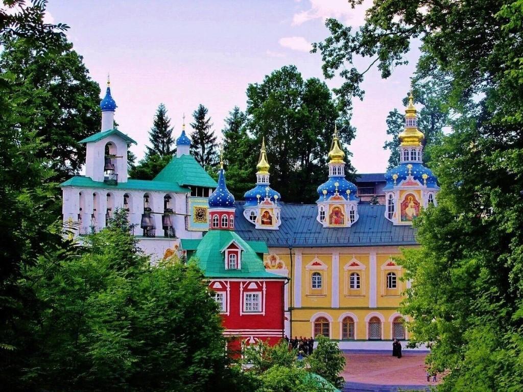 Псков-Печоры-Изборск-Камно-Пушкинские горы-Талабские острова