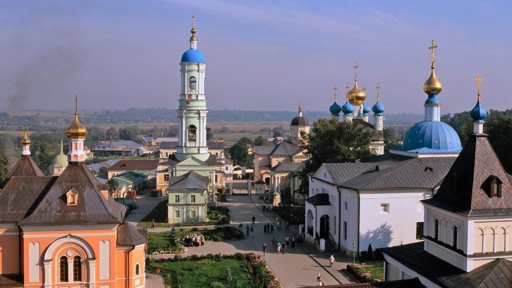 Сергиев Посад Оптина Пустынь Шамордино Клыково