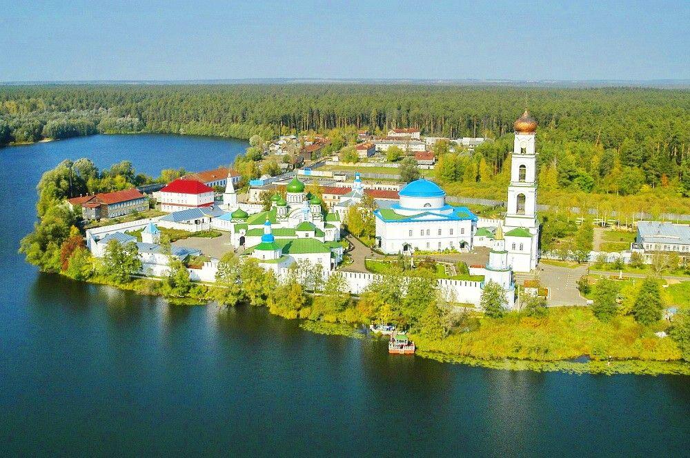 Свияжск Казань Раифа