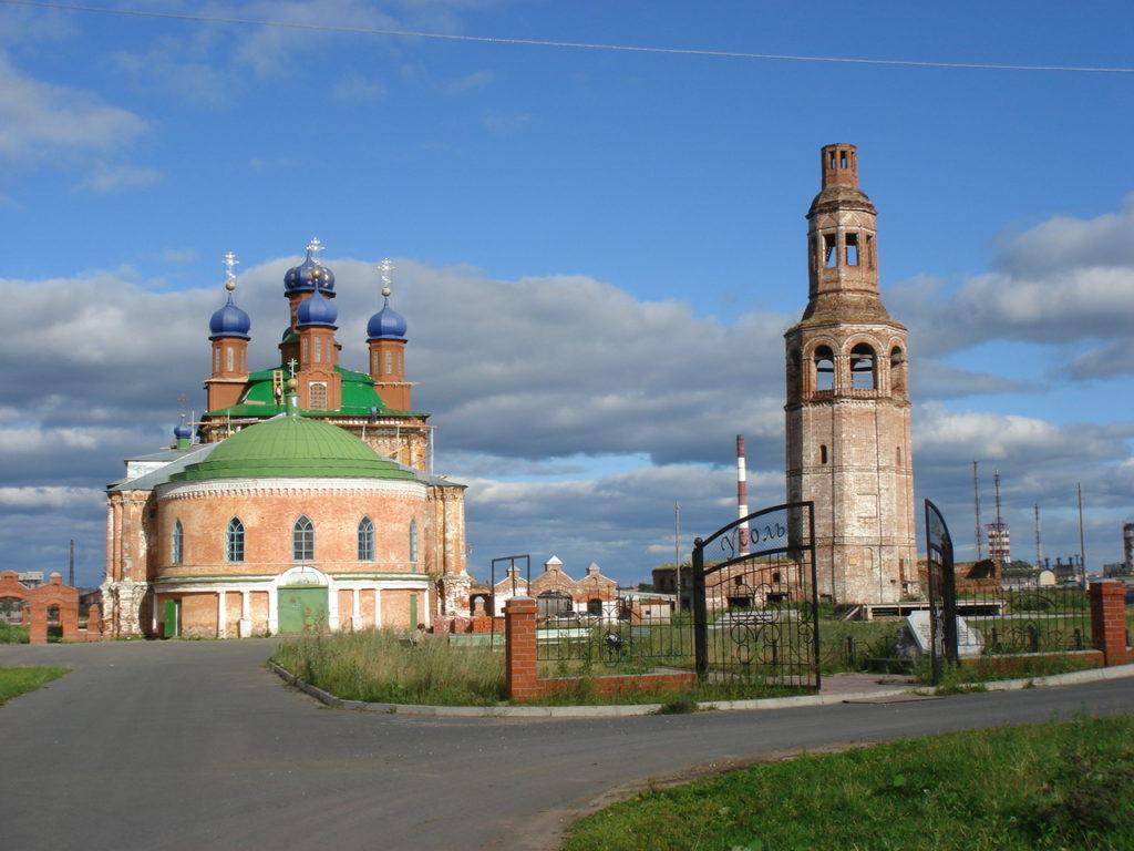 Усолье-Орёл-городок-Пыскор-Романово